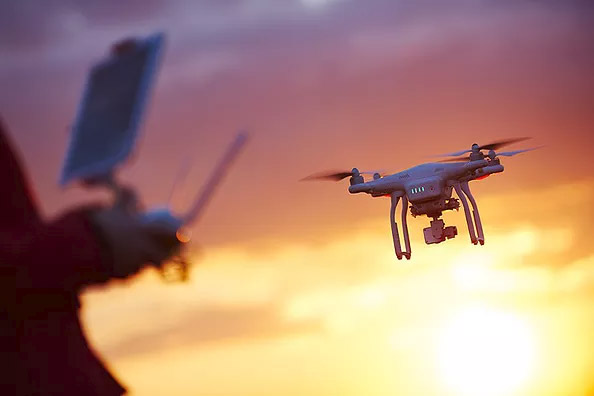 How Drones are Pushing Videography to New Heights