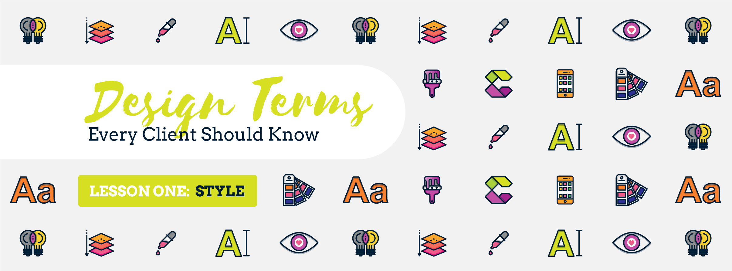 15 design terms every designer should know