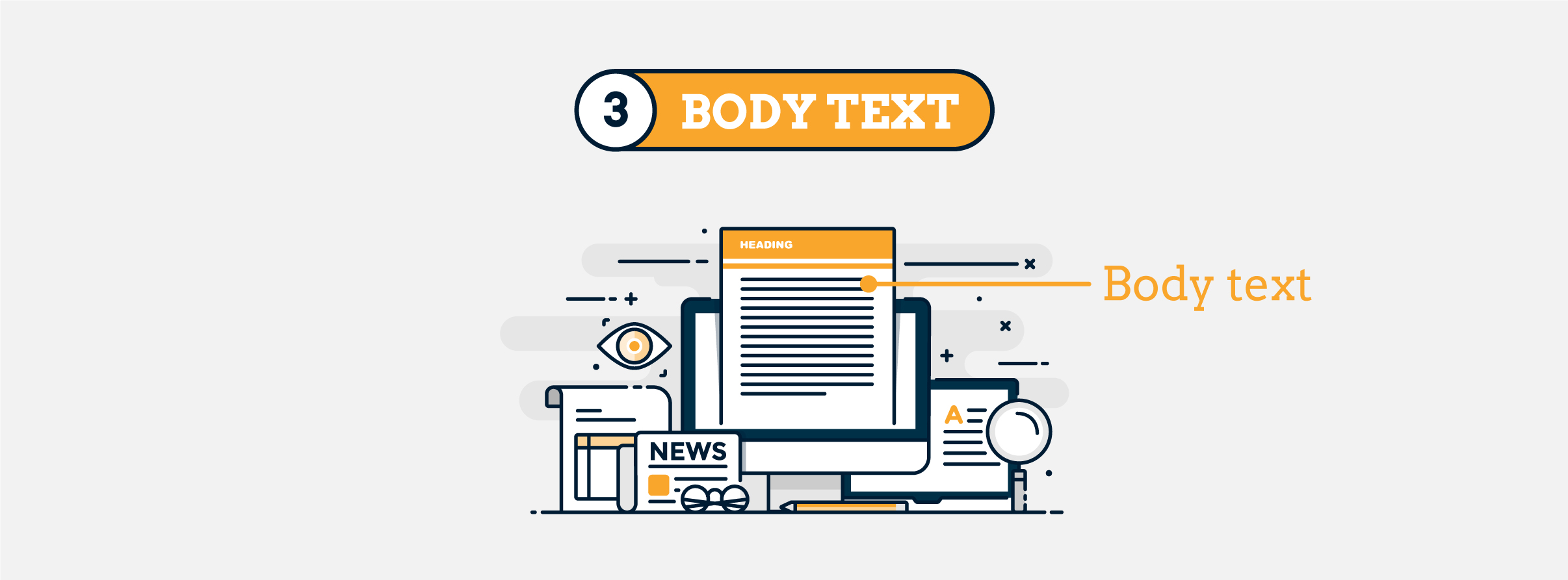 Design terms - body text