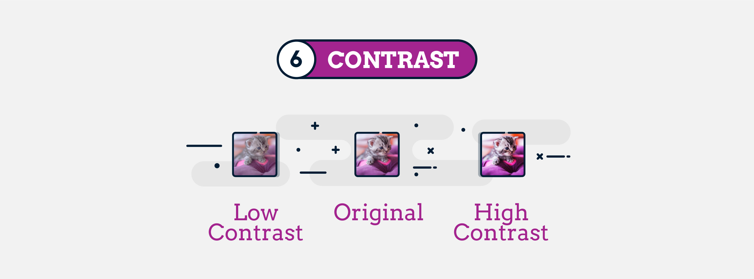 Design terms - contrast