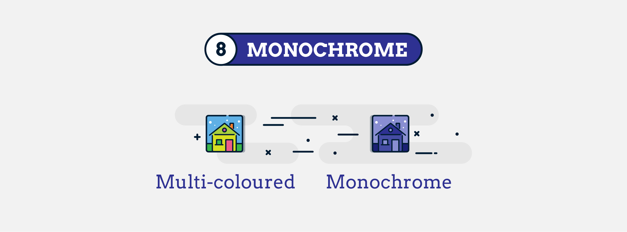 Design terms - monochrome
