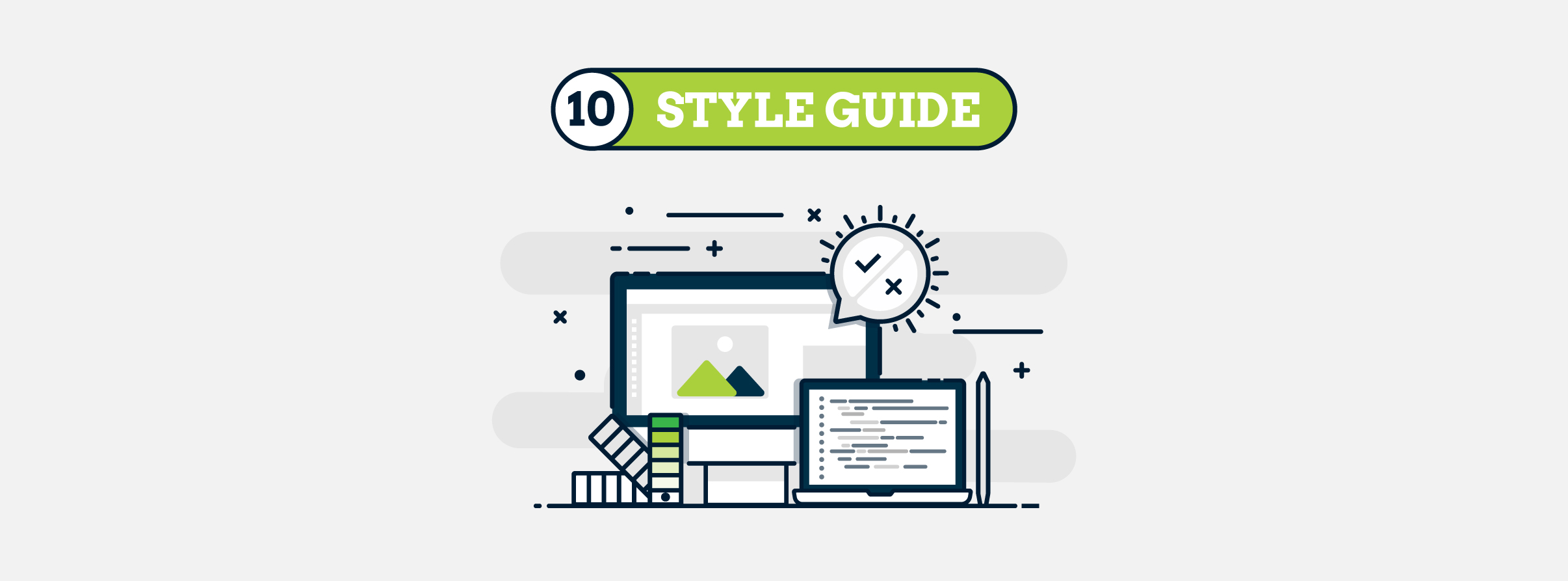 Design terms - style guide