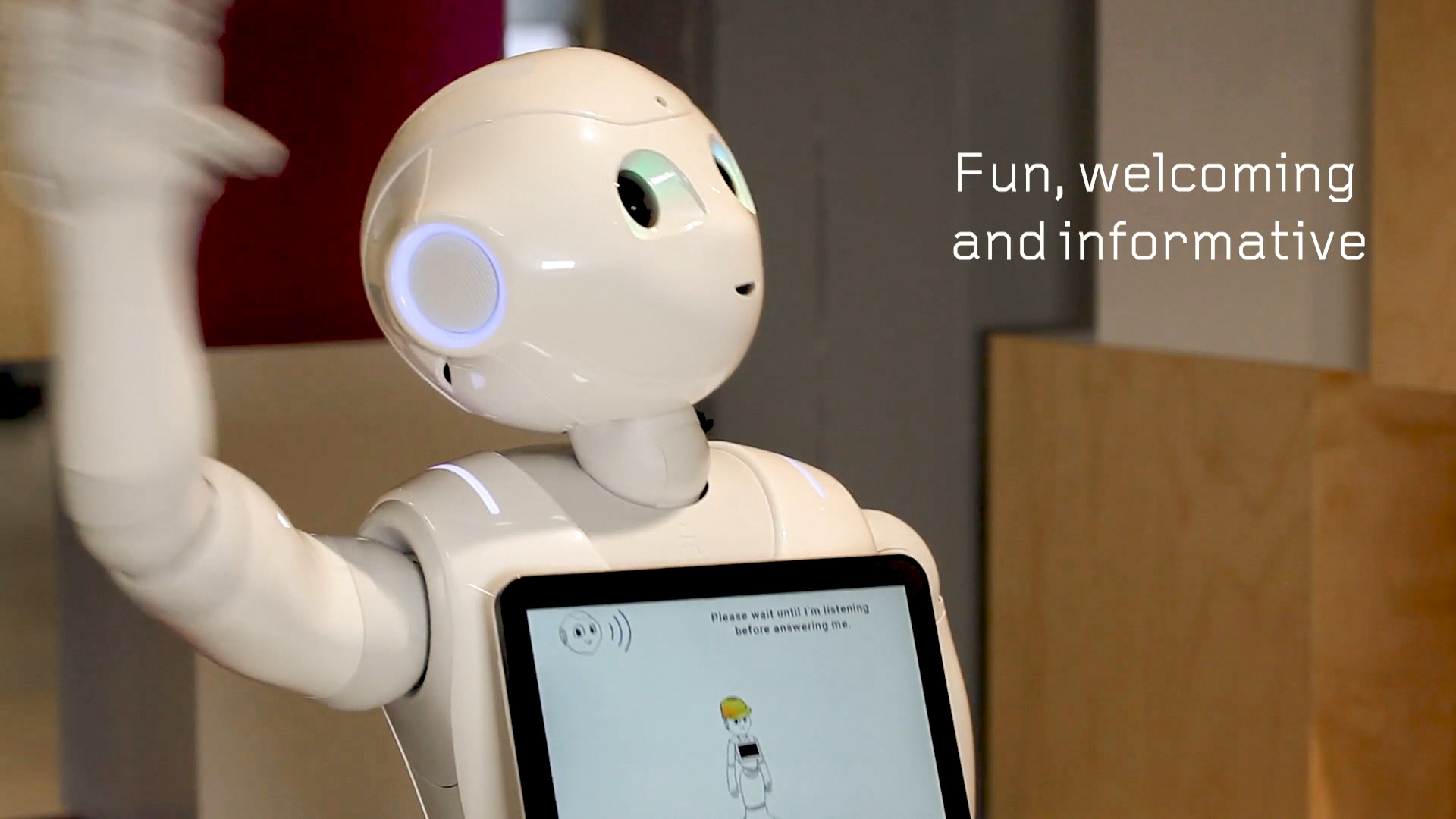 Softbank Robotics Pepper